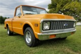 1971 CHEVROLET C10 CUSTOM PICKUP