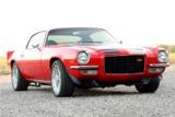 1973 CHEVROLET CAMARO Z/28 CUSTOM COUPE