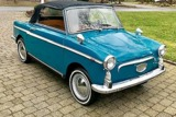 1969 AUTOBIANCHI BIANCHINA CONVERTIBLE