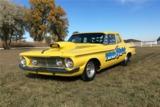 1962 PLYMOUTH SAVOY RACE CAR
