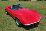 1969 CHEVROLET CORVETTE 350/300 CONVERTIBLE