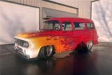 1959 DODGE D100 CUSTOM TOWN WAGON