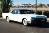1967 LINCOLN CONTINENTAL 4-DOOR SEDAN