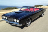 1968 MERCURY MONTEGO MX CUSTOM CONVERTIBLE