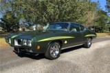 1970 PONTIAC GTO CUSTOM HARDTOP