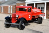 1934 FORD MODEL B TEXACO FUEL TANK TRUCK