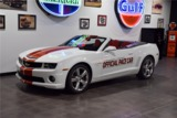 2011 CHEVROLET CAMARO INDY PACE CAR CONVERTIBLE