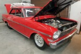 1963 CHEVROLET CHEVY II NOVA CUSTOM COUPE