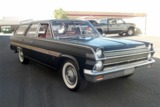1966 AMC RAMBLER AMBASSADOR 880 CROSS COUNTRY WAGON