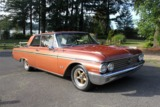 1962 FORD GALAXIE 500 TRI-POWER VICTORIA