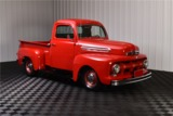1951 FORD F-1 CUSTOM PICKUP