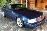1991 MERCEDES-BENZ SL500 ROADSTER