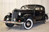 1937 PONTIAC DELUXE SEDAN