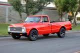 1972 CHEVROLET C20 CUSTOM PICKUP