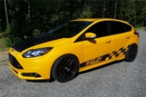 2013 FORD FOCUS SHELBY ST HATCHBACK