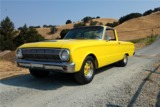 1963 FORD FALCON RANCHERO 66B