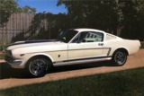 1965 FORD MUSTANG CUSTOM FASTBACK