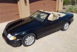 1996 MERCEDES-BENZ SL500 ROADSTER