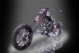 2004 CUSTOM GATEKEEPER CHOPPER