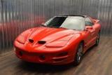 1999 PONTIAC FIREBIRD SLP FIREHAWK NHRA OFFICIAL PACE CAR