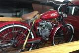 2008 WHIZZER MOTOR BIKE