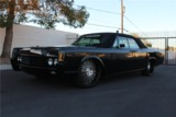 1967 LINCOLN CONTINENTAL CUSTOM CONVERTIBLE