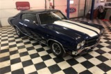 1970 CHEVROLET CHEVELLE SS 454 RE-CREATION