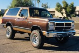 1987 DODGE RAMCHARGER CUSTOM SUV