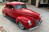 1940 FORD DELUXE CUSTOM COUPE