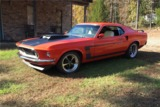 1969 FORD MUSTANG MACH 1 CUSTOM FASTBACK
