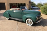 1939 FORD 91A CABRIOLET