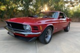 1970 FORD MUSTANG 428 CJ FASTBACK
