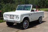 1967 FORD BRONCO 4X4