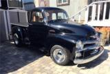 BRUCE WILLIS 1954 CHEVROLET 3100 CUSTOM PICKUP