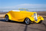 1934 FORD CUSTOM TOPLESS ROADSTER