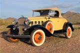1932 CHEVROLET CONFEDERATE DELUXE SPORT ROADSTER