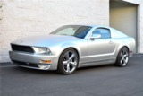 2009 FORD MUSTANG GT IACOCCA 45TH ANNIVERSARY EDITION FASTBACK