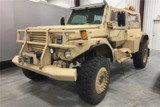 2008 MOBILE ARMORED VEHICLES PROTECTOR MILITARY PERSONNEL CARRIER