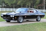 1970 PONTIAC GTO JUDGE RAM AIR III