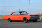 1965 PLYMOUTH BELVEDERE CUSTOM COUPE