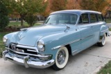 1954 CHRYSLER TOWN & COUNTRY WAGON