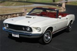 1969 FORD MUSTANG GT 428 CJ CONVERTIBLE