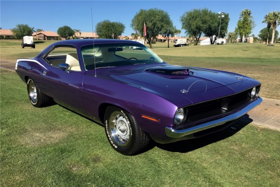 1970 PLYMOUTH HEMI CUDA | Collector Cars | Auctions Online