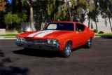 LARRY FITZGERALDS 1968 CHEVROLET CHEVELLE CUSTOM COUPE