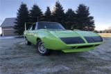 1970 PLYMOUTH ROAD RUNNER SUPERBIRD RE-CREATION HELLBIRD