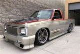 1992 GMC SYCLONE CUSTOM PICKUP THE SYBORG