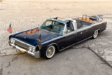 1963 LINCOLN CONTINENTAL PRESIDENTIAL LIMOUSINE RE-CREATION
