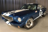 1966 FORD SHELBY GT350 RACE CAR