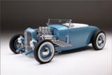 1931 FORD CUSTOM ROADSTER BLUE BAYOU