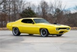 1972 PLYMOUTH SATELLITE CUSTOM COUPE